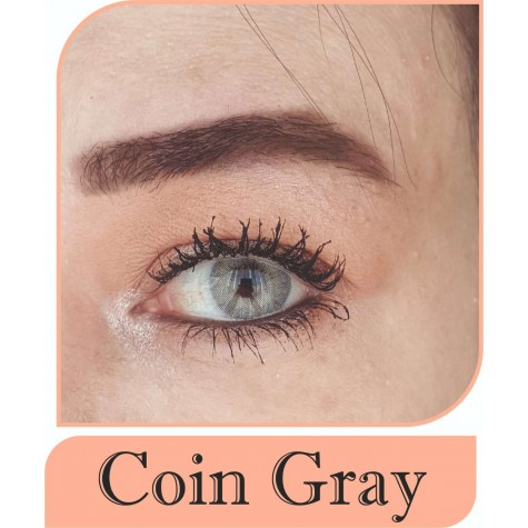 CLASSİCS (LAUSEL LENS)- COIN GRAY