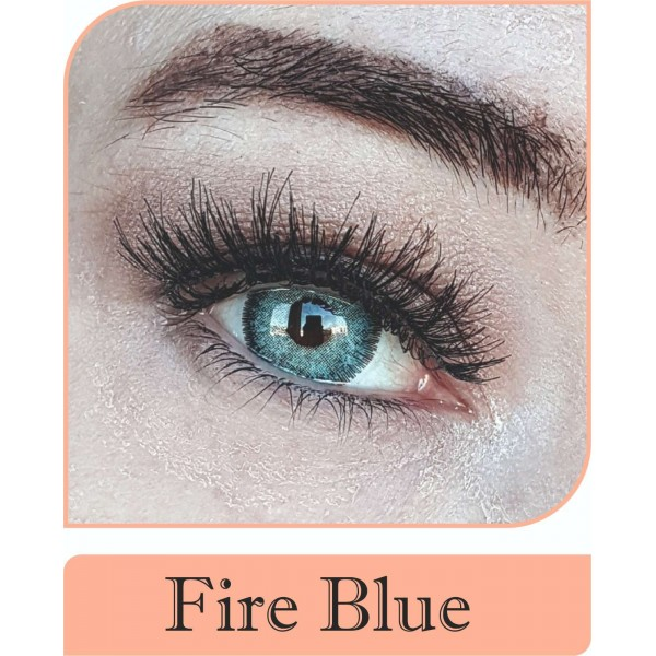 CLASSİCS (LAUSEL LENS)- FIRE BLUE-