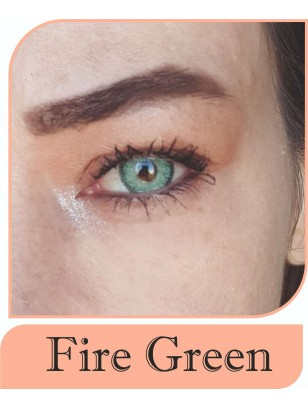 CLASSİCS (LAUSEL LENS)- FIRE GREEN-