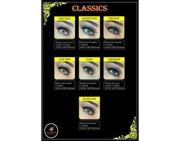Renkli Lensler İle Renkli Gözlere Sahip Olabilirsiniz